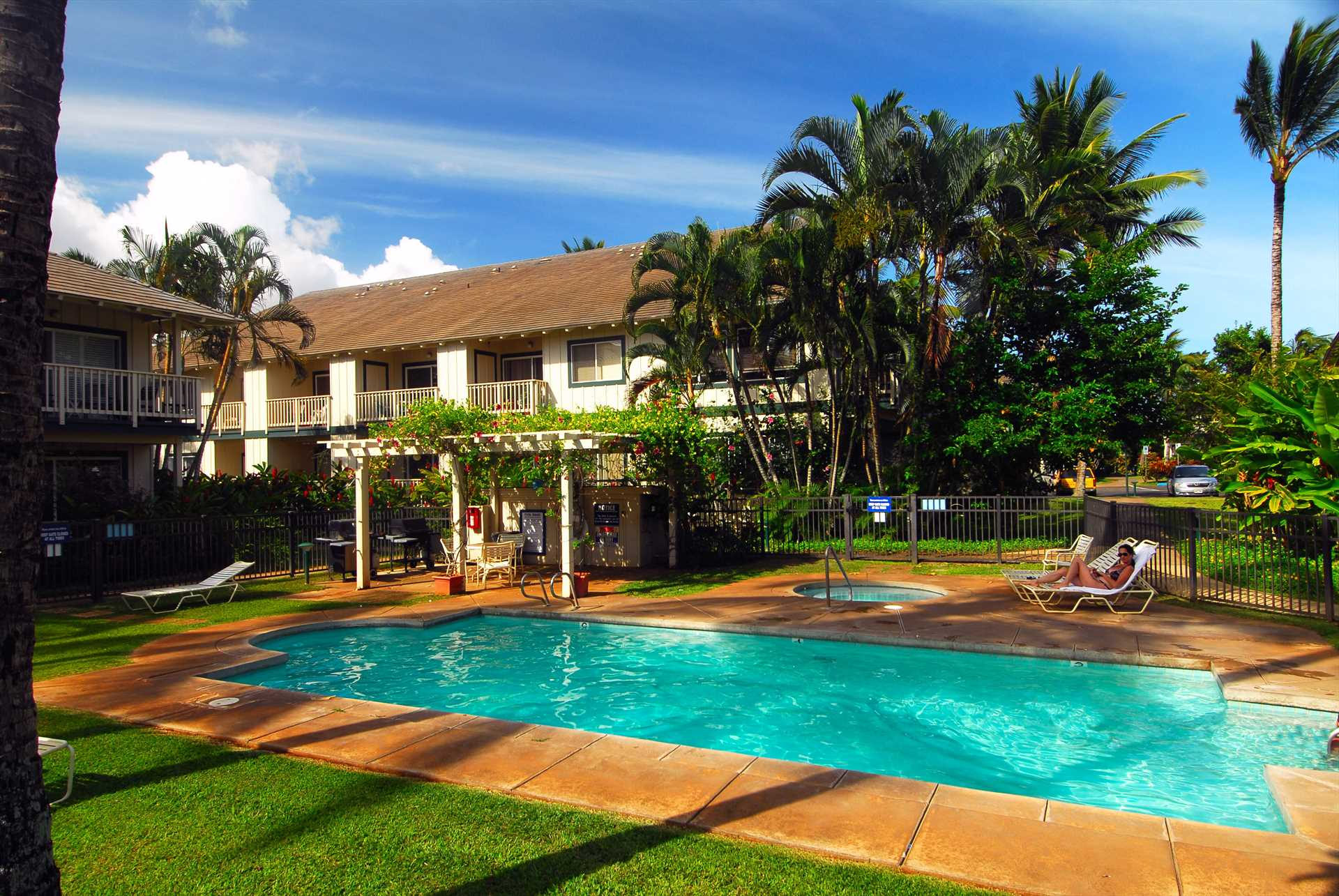 The Regency at Poipu Kai Resort has three pools to choose fr