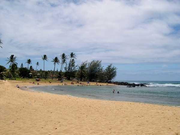 Poipu beach, great swimming, snorkeling, paddleboarding, and