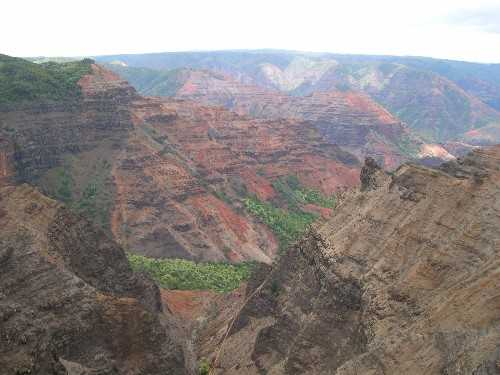 Drive up the Grand Canyon of the Pacific and visit the Napal