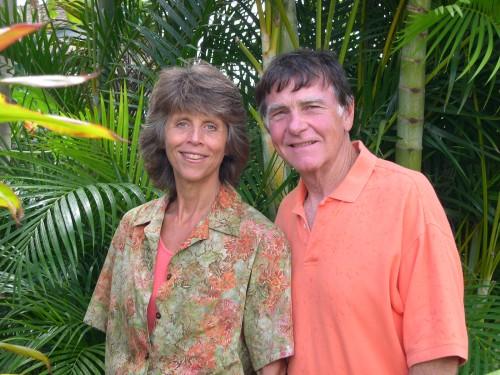 Juliana and Jim Cherry